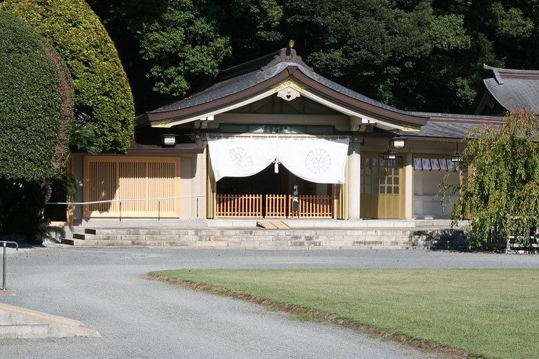 護国神社 写真